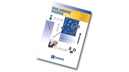 Couverture catalogue Lennie complet