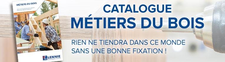 Catalogue Métiers du bois